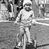 Good Old Days on Wheels -- Pedaling Alone