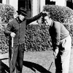Bing, Bob and Golf
